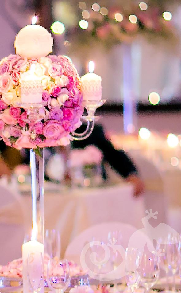 I do...first wedding portfolio,candles, inspired reception