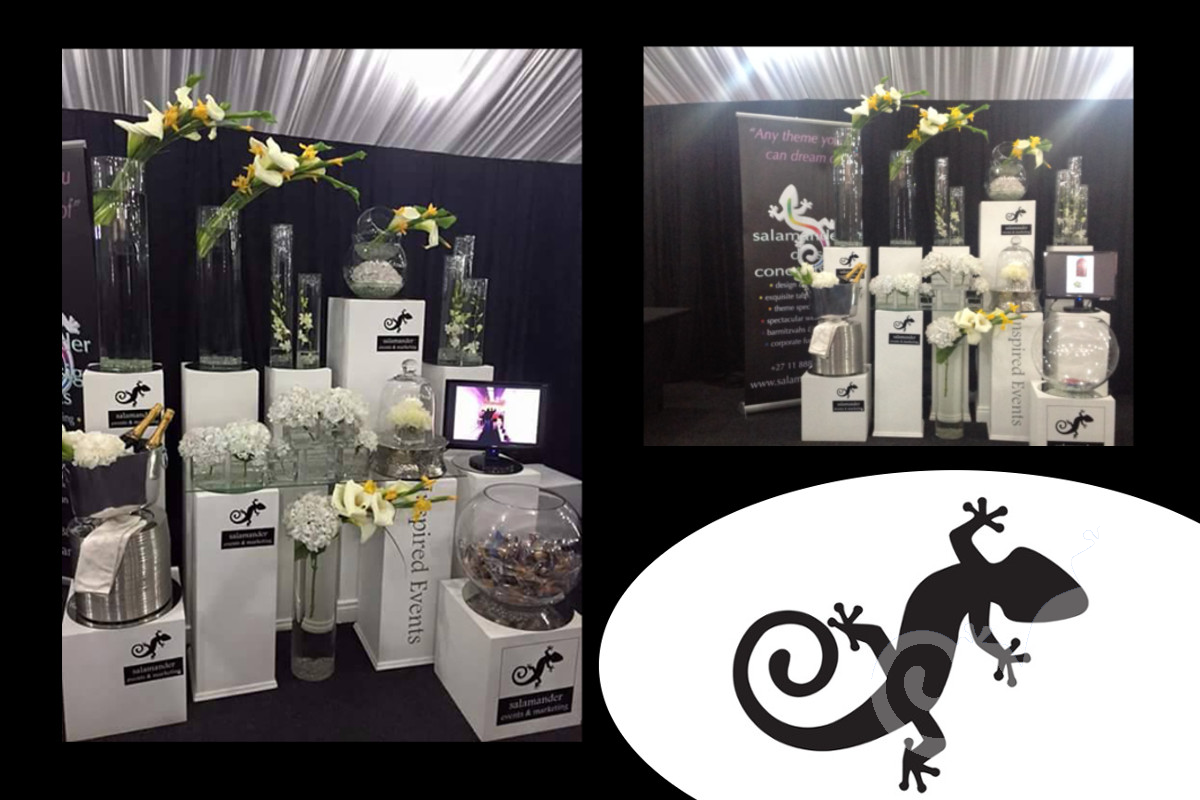 EON, Event's Organiser's Network, Salamander display