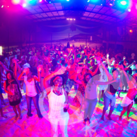 Indoor Beach Party, Corporate, Team Building