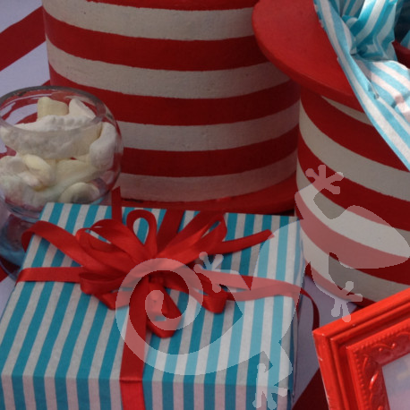 Cat in the Hat, Baby, Hat boxes