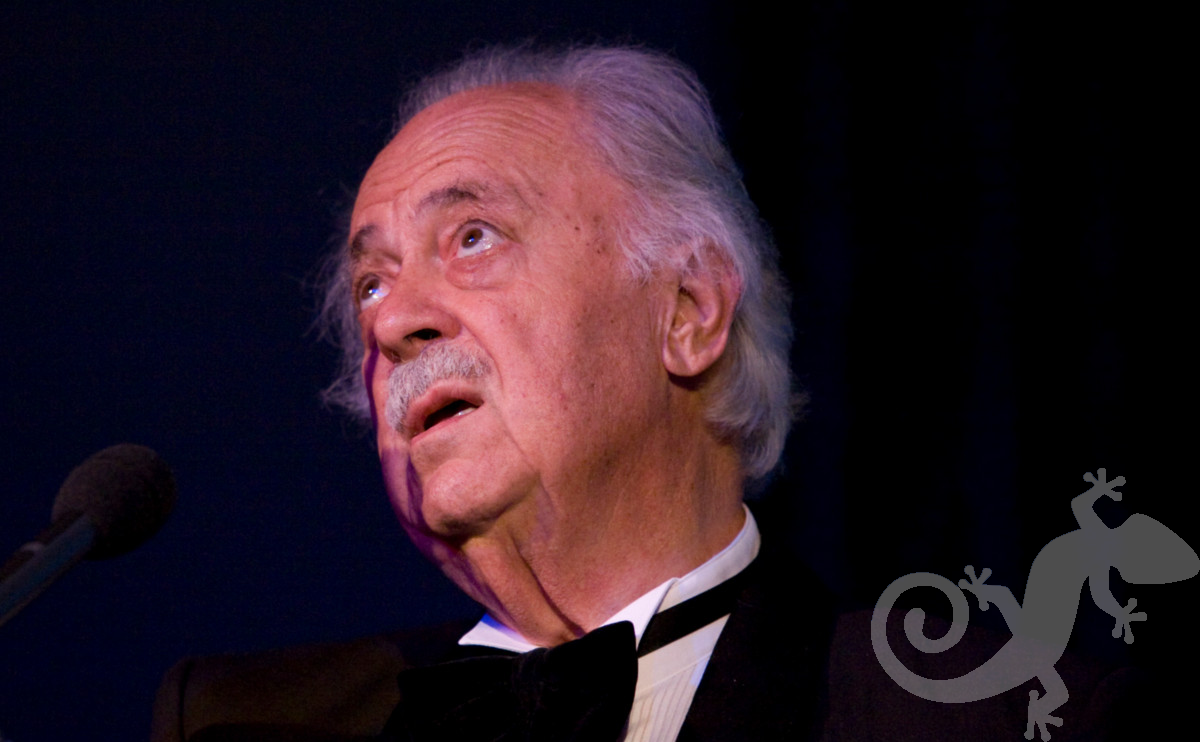 80th Birthday Event George Bizos