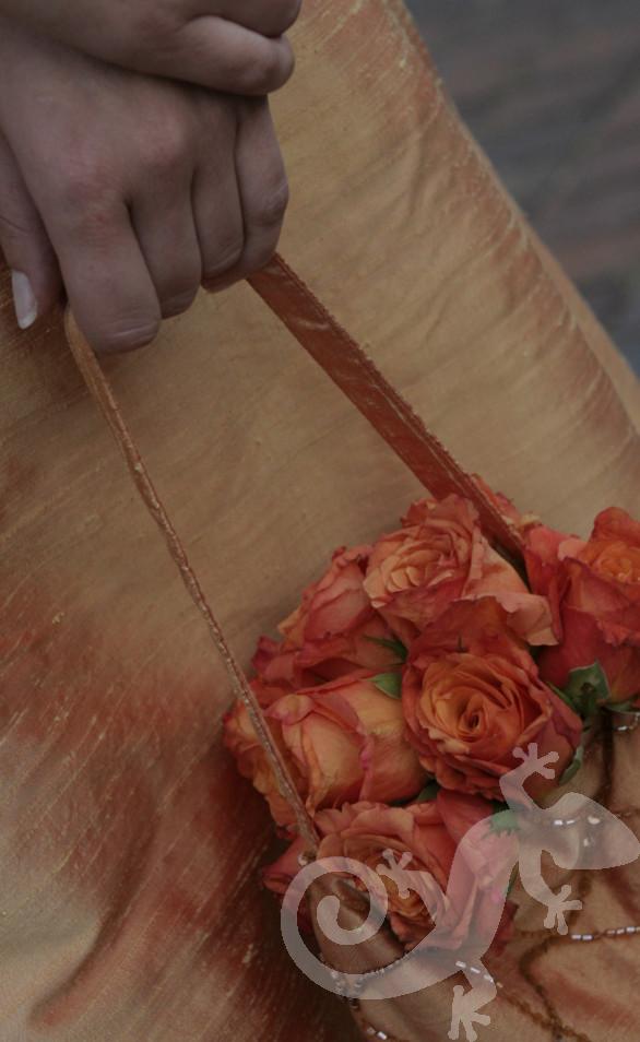 Can you feel it?  wedding elegance, bridesmaid's detail