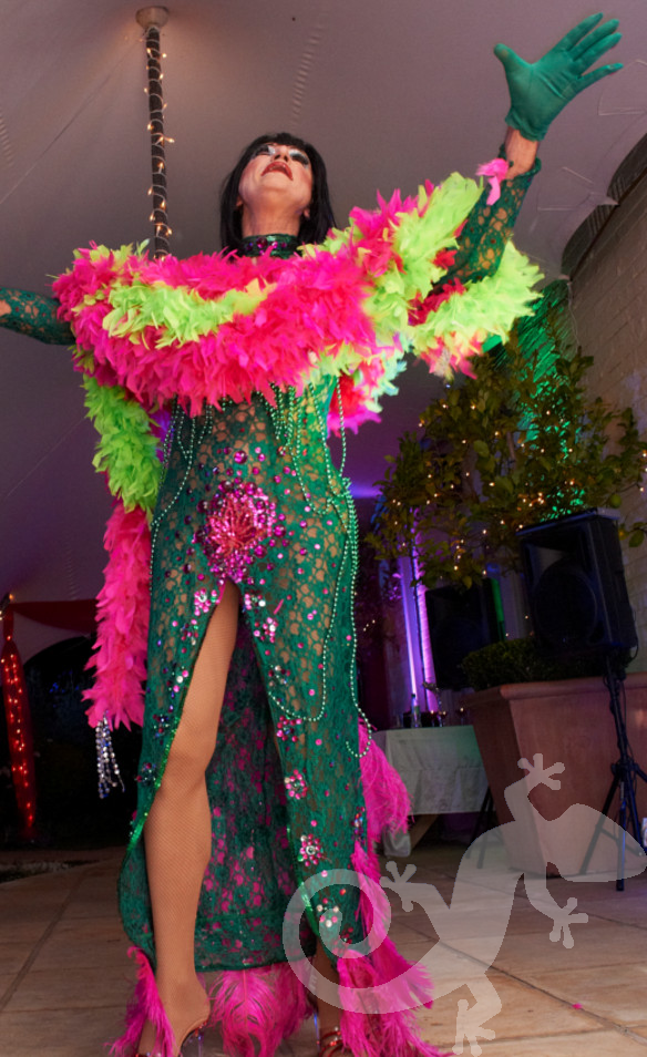 glam disco drag artists entertainment