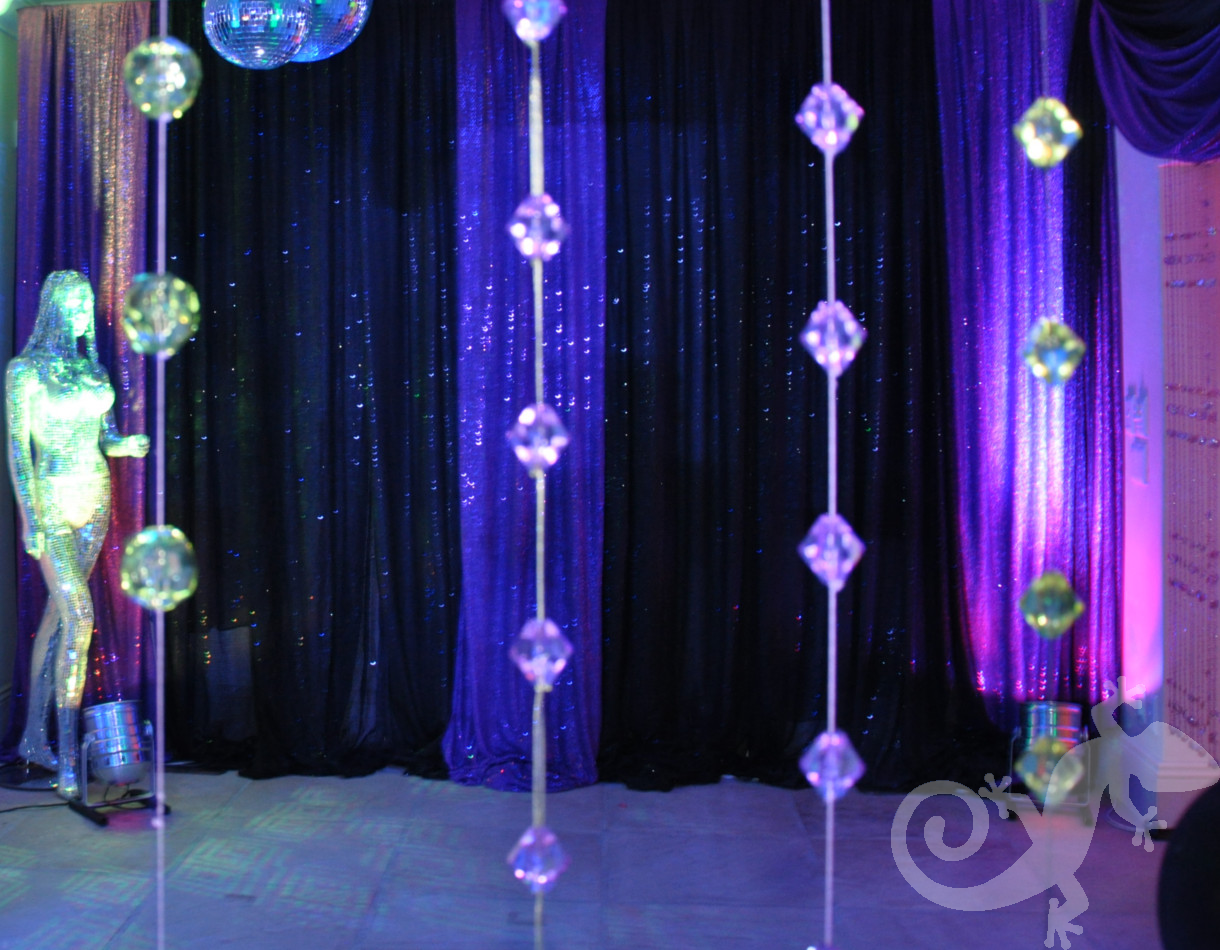 discotheque theme