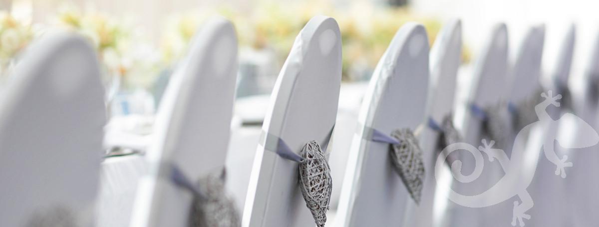 classic elegance, I do, white wedding, woven hearts, style