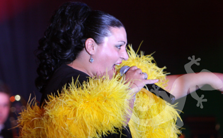 Latin Rhythm, Gala event, Christine Mansour